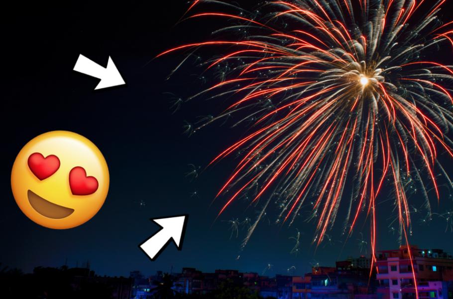 Thinking of Fireworks
