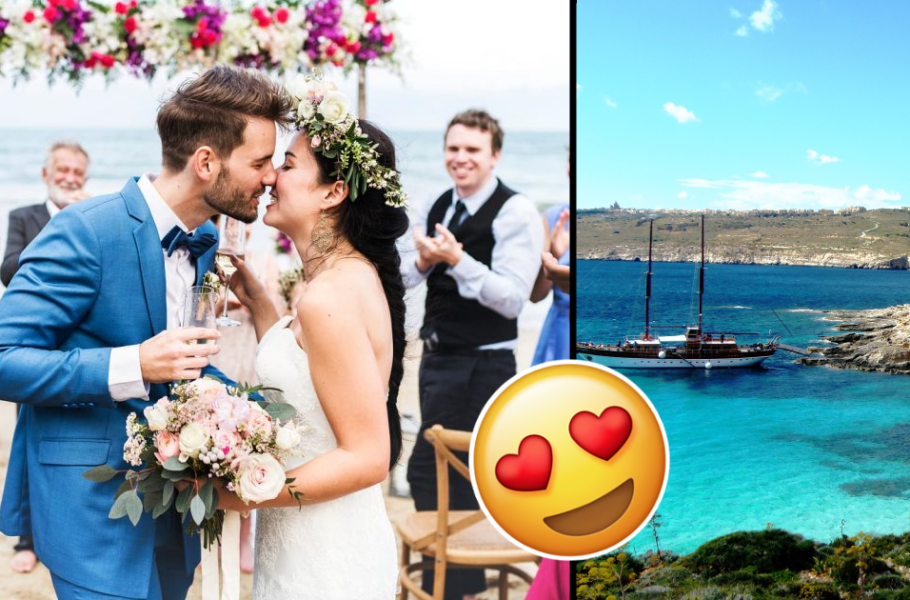 3 Reasons Why to Have a Beach Wedding