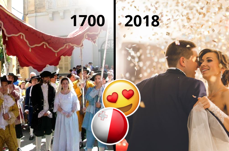 Maltese wedding traditions