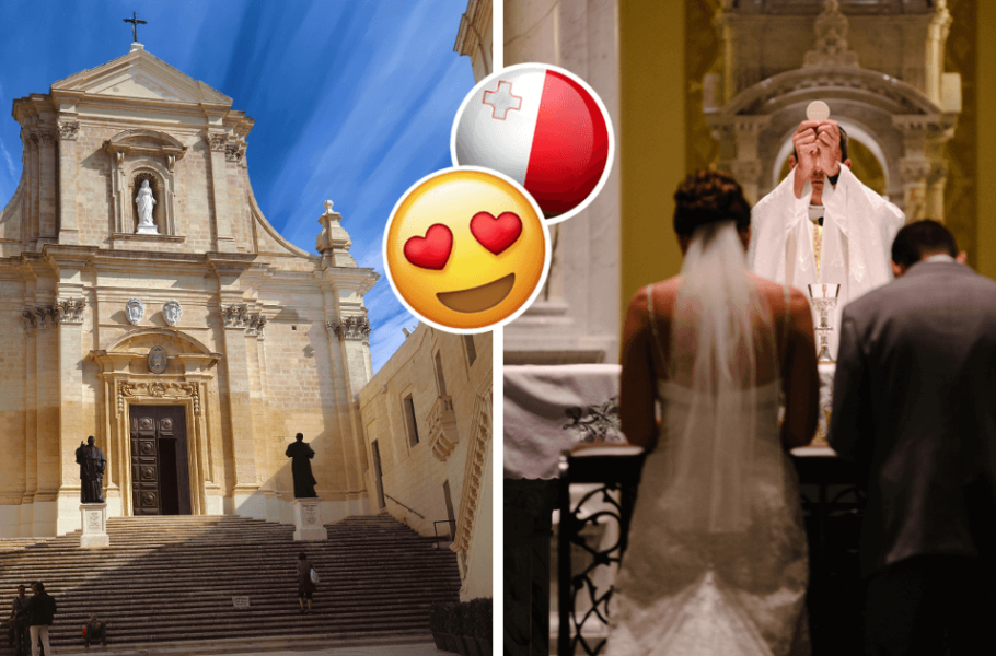 Top 5 Churches To Get Married In Malta
