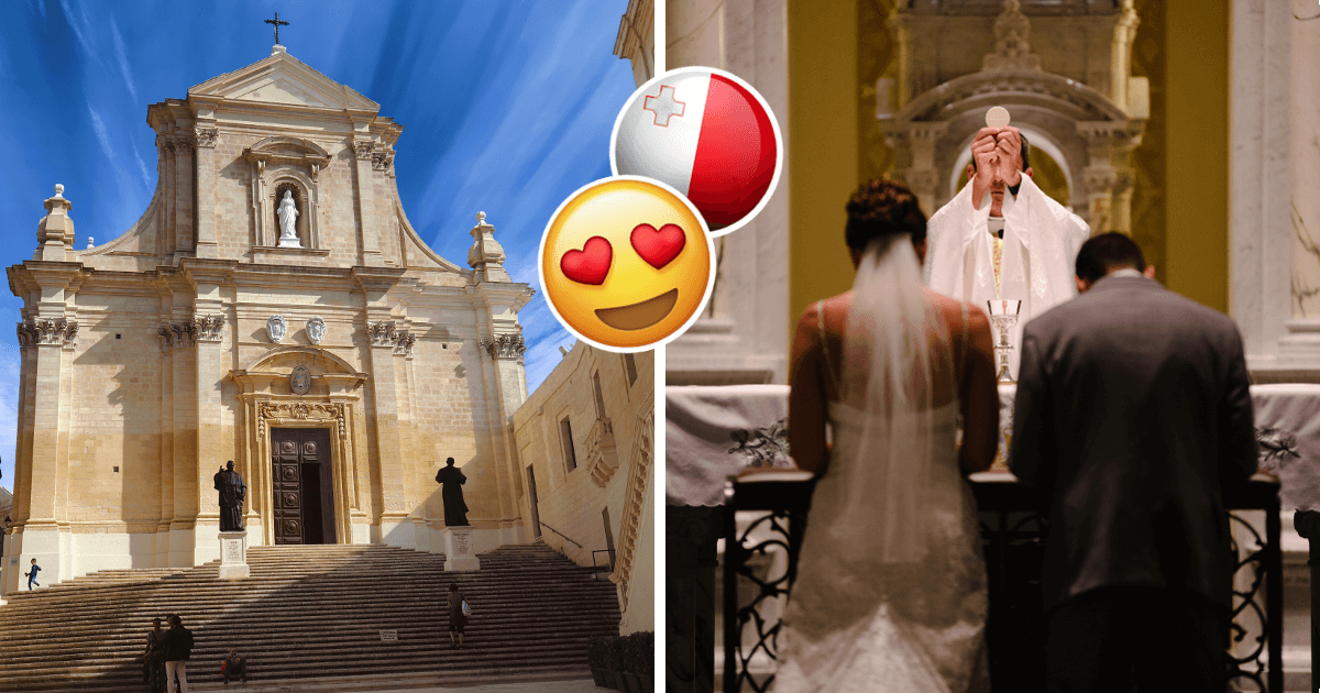 Churches & chapels to get married at in Malta!